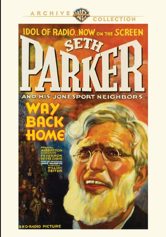 Way Back Home (1931)