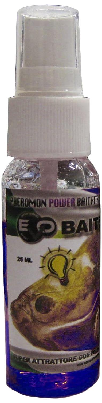 Evo Fishing EVOPAST14 Super Attrattori Feromoni, Aroma Trota, Dispenser Spray da 25 ml Evo Baits