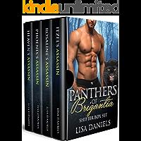 Panthers of Brigantia Shifter Box Set