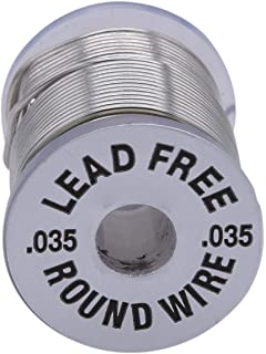 LEAD FREE WIRE 1 SPOOL Fly Tying .035