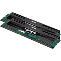 Patriot PV316G160C0K 16GB(2x8GB) Viper III DDR3 1600MHz (PC3 12800) CL10 Desktop Memory with Black Mamba Heatsink