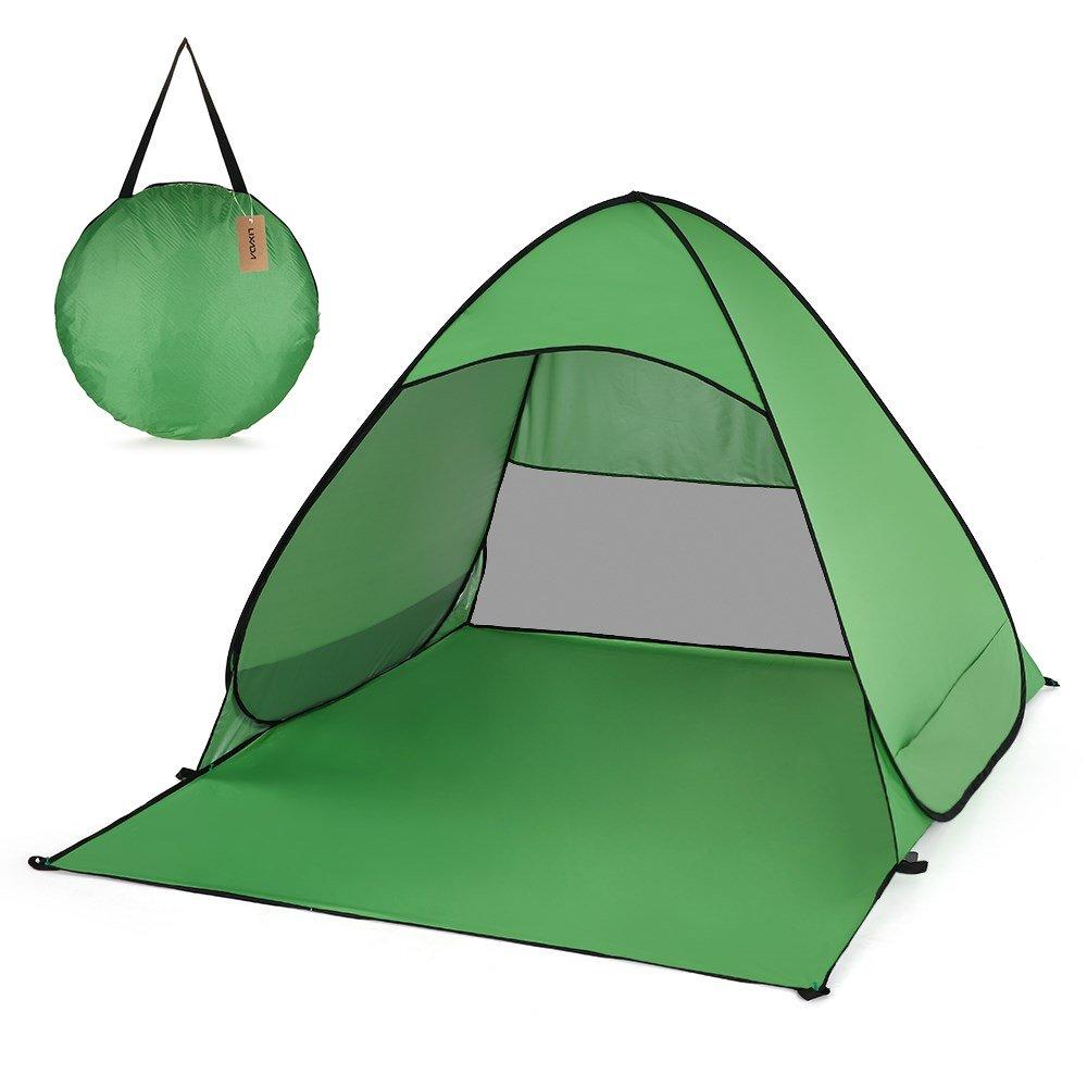 Bestwind Pop Up Camping Zelt Automatische Strand Zelt UV Schutz Leichte Outdoor Zelte Markise Strand Angeln Sun Shelter Shade