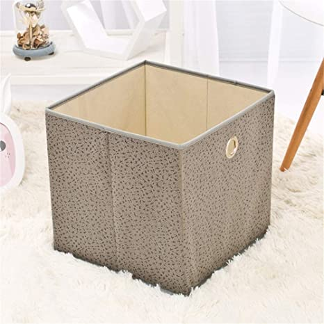 Wuxingqing Home Toy Storage Box Foldable Pop Up Room Tidy