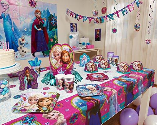 Amazon Frozen Birthday Party Banner Supplies Toys Games