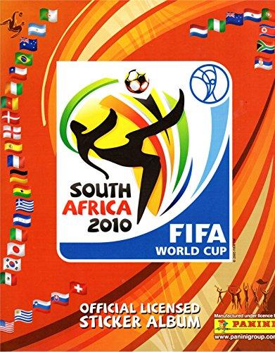 Álbum mundial de fútbol Sudafrica 2010 (English Edition)