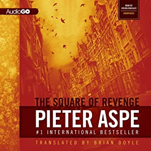 The Square of Revenge Audiobook