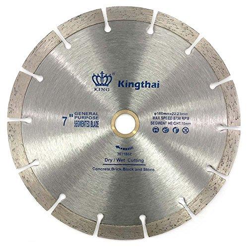 Kingthai 7 Inch Wet