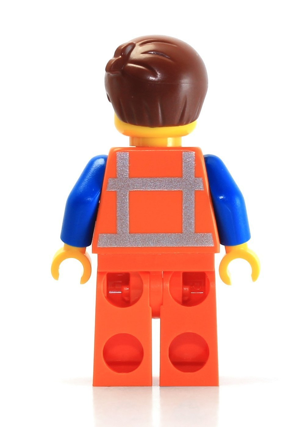 Open Mouth Smile and Angry Faces LEGO Movie Masterbuilder Emmet Minifigure
