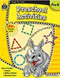Ready-Set-Learn: Preschool Activities, Teacher Created Resources Staff, 1420659669