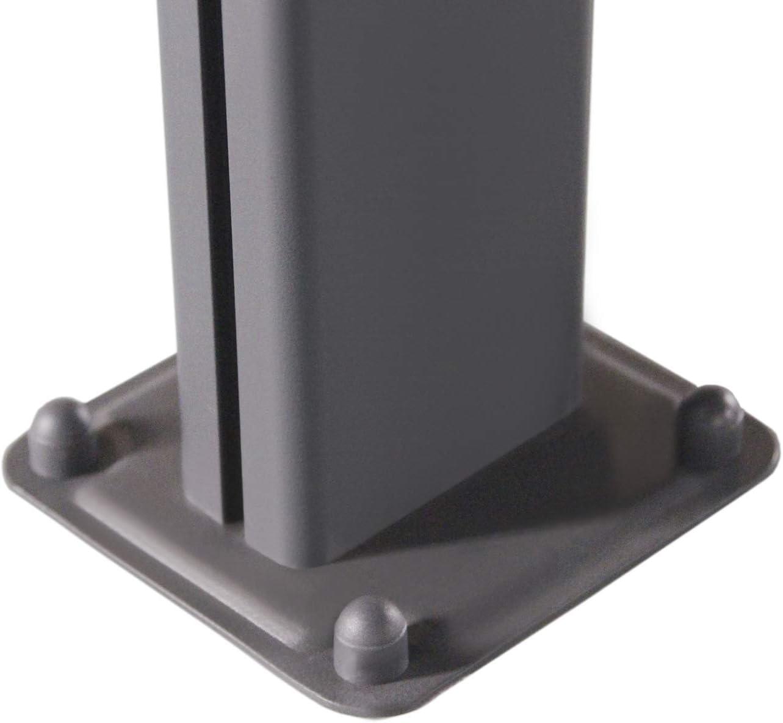 Gardiun KIS13009 - Pérgola de Pared Elliot - 9, 5 m² 314x300x225 ...
