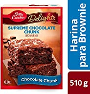 Betty Crocker Chunk Brownie Mix, Chocolate, 510 g
