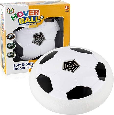 QHWJ Fútbol de cojín de Aire, balón de fútbol Hover Air Power con ...