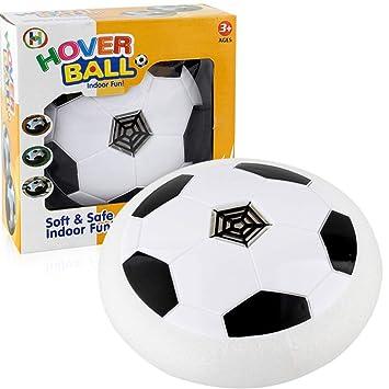 QHWJ Fútbol de cojín de Aire, balón de fútbol Hover Air ...