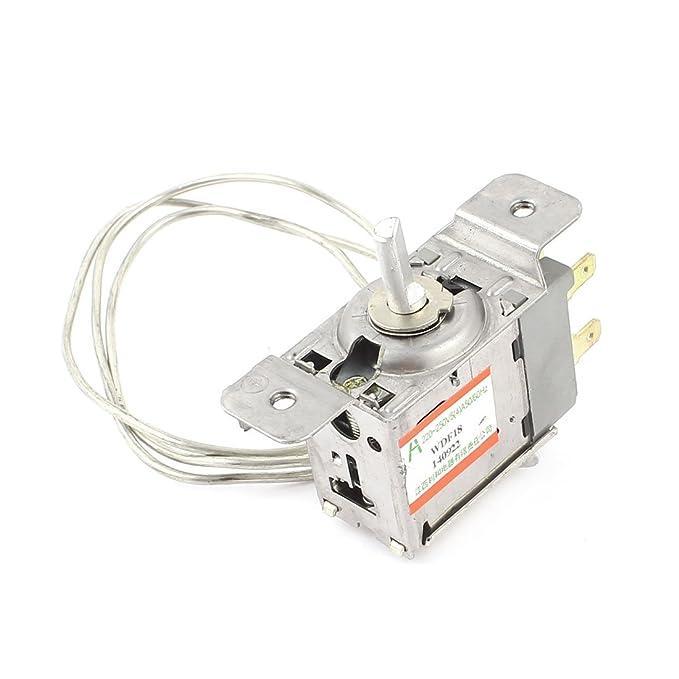 WDF18 Nevera 3 Pin Temperatura Control Termostato 65cm Cable ...