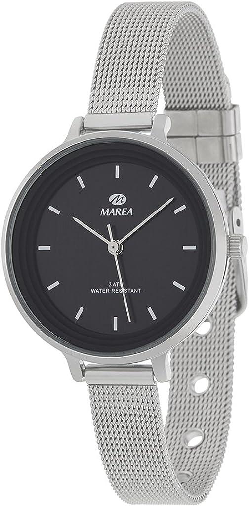 Reloj Marea Mujer B41198/8 Esterilla Negro