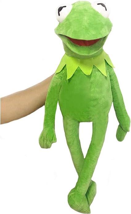 "16/"" Kermit Sesame Street Muppets Kermit The Frog Toys Doll Plush Birthday Gift"