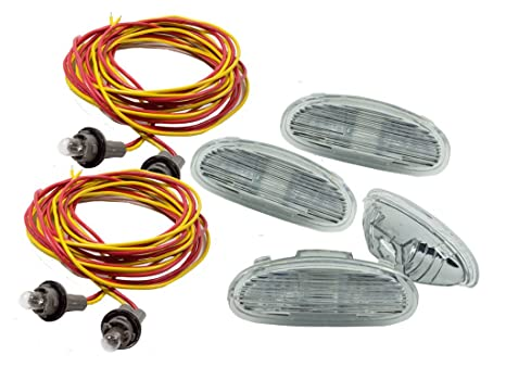 amazon com alpinetech rb 3590a running board lights replacement kit rh amazon com