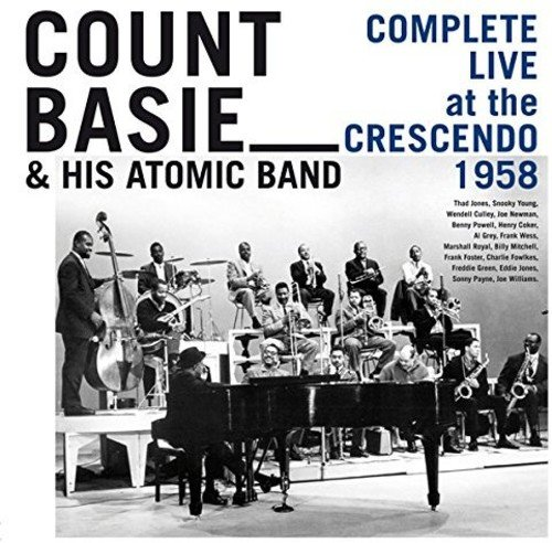 Complete Live At the Crescendo 1958 ()