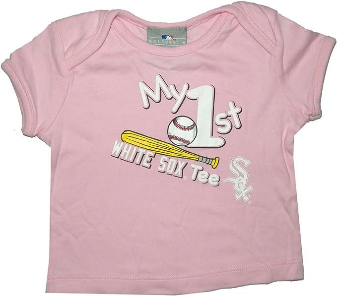 MLB - Camisa - para niño Rosa rosa: Amazon.es: Ropa y accesorios