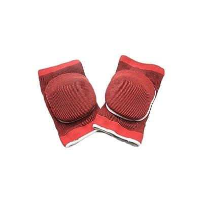 ACME - Unisexe Sport Genouillère Compression Ligamentaire Renforcée Elastique Anticollision Pour Danse Volleyball Running Vélo Basketball Protection de Genoux Mixte Adulte - 3 Couleurs au choix