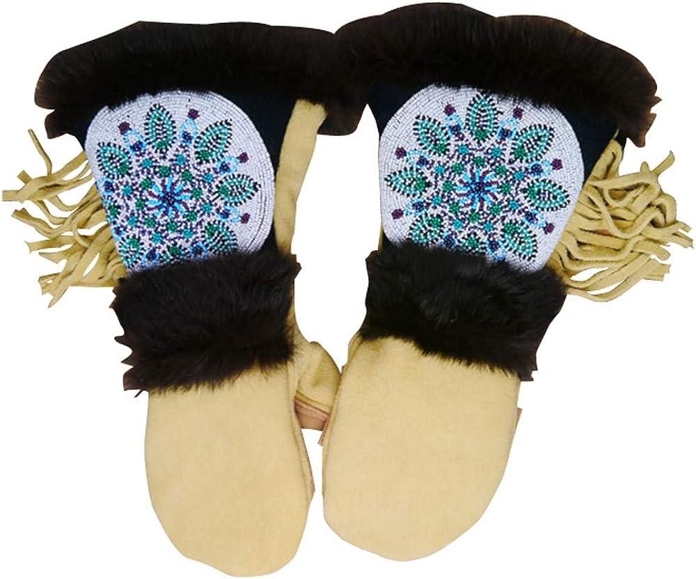 Astis Rhodes Leather Mittens