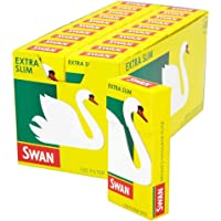 swan Swan Extra Slim Filter Tips Full Box