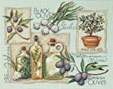 Dimensions Needlecrafts Counted Cross Stitch, Taste of the Mediterranean