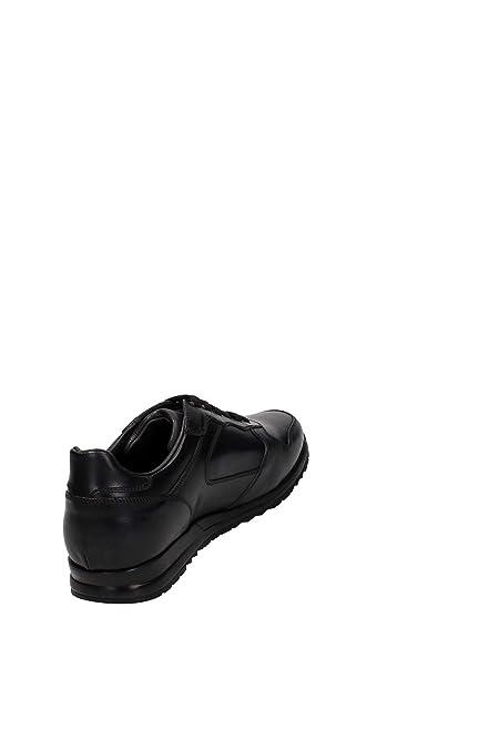 BRIAN CRESS - Scarpe per Uomo Nero Size  42  Amazon.it  Scarpe e borse 5c54eda4d48