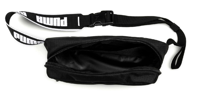 e65b9383685c PUMA Unisex s Sole Waist Bag Black