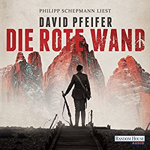 Die Rote Wand Hörbuch