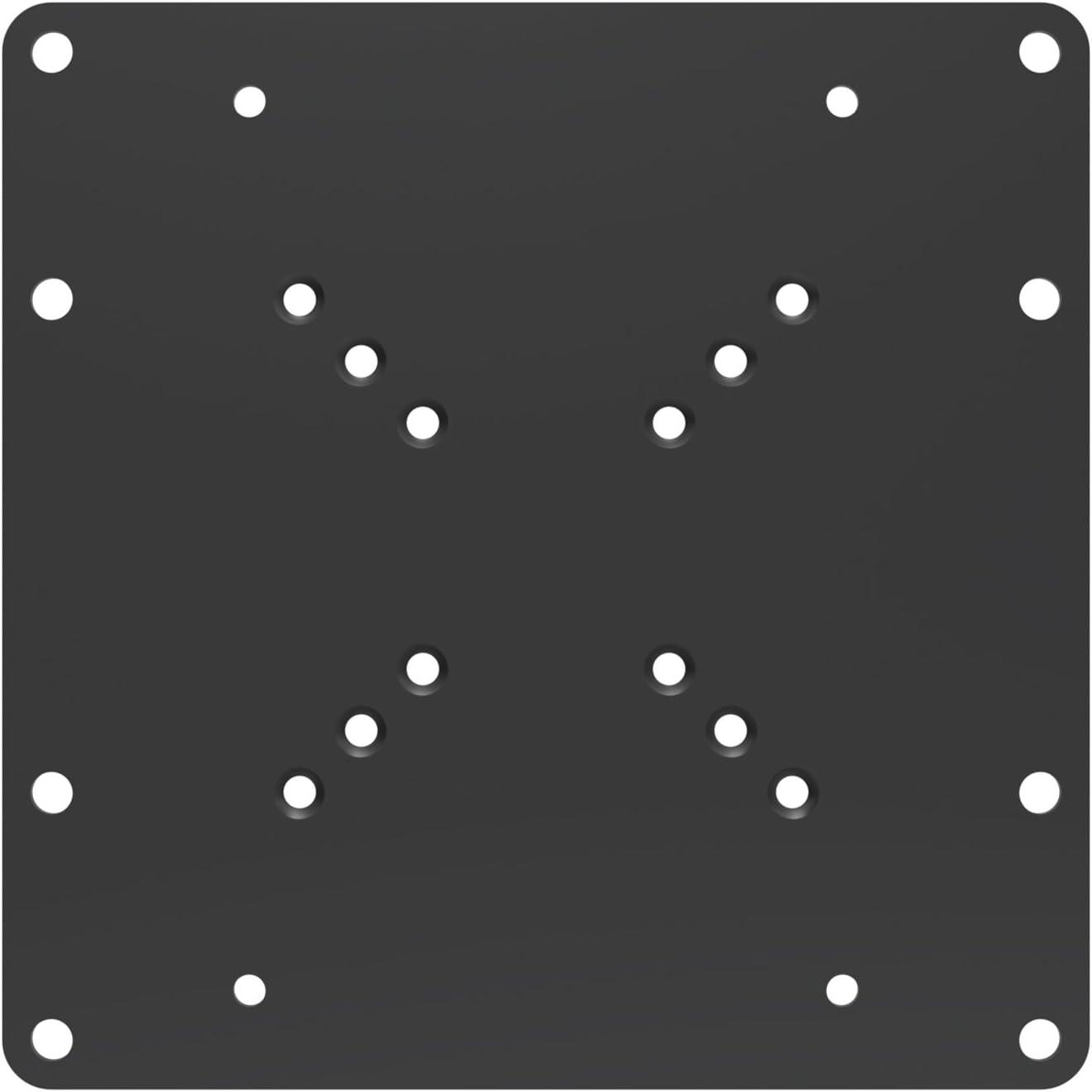 TALLA 50x50 a 200x200. PureMounts PM-ADAPT-A Adaptador universal VESA 50x50 a 200x200 negro
