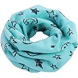 FEITONG Otoño invierno Niños niñas collar del bebé bufanda de algodón Cuello redondo Bufandas