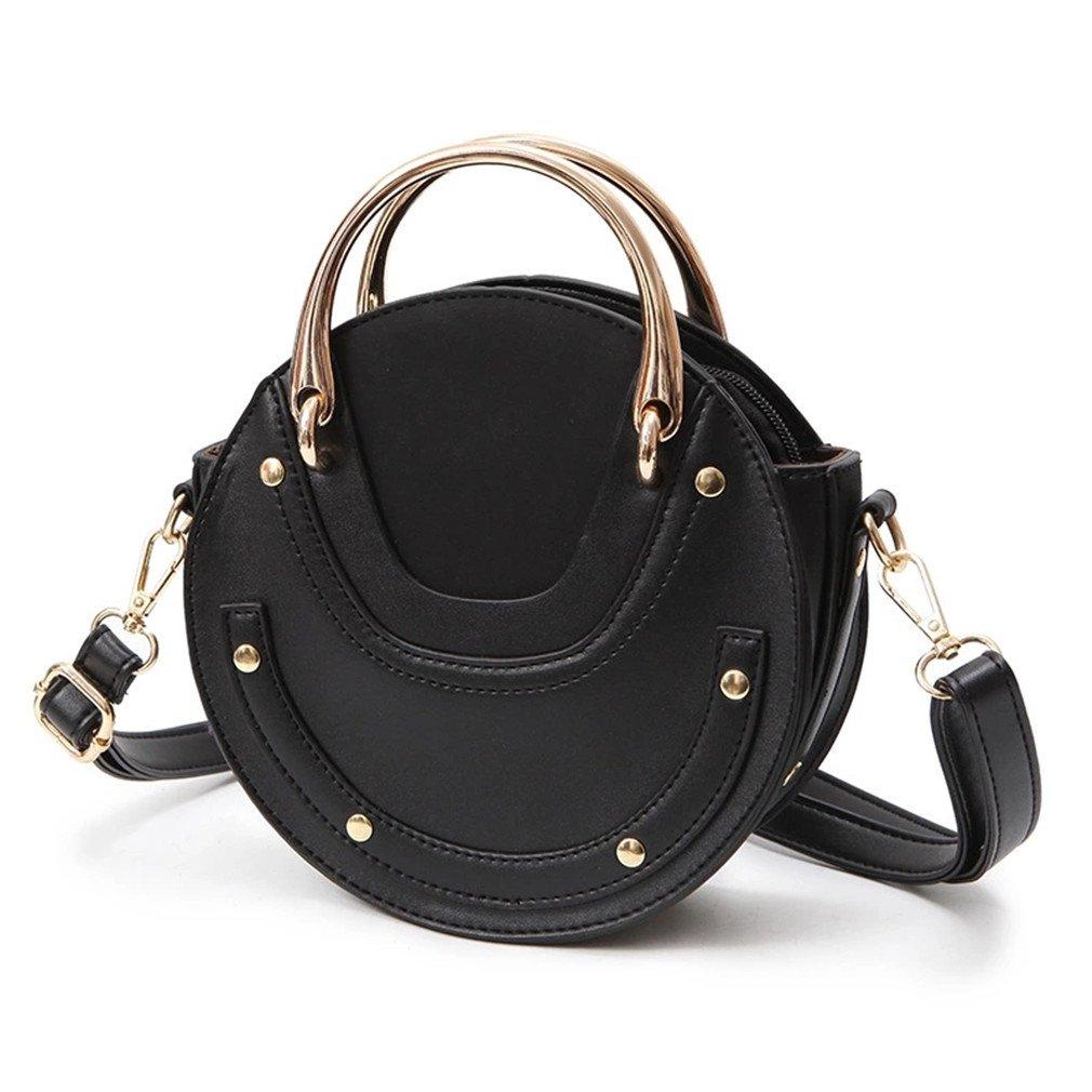 Crossbody Bags For Women Leather Handbags Women Bags Ladies Shoulder Bag Women Messenger Bags Black