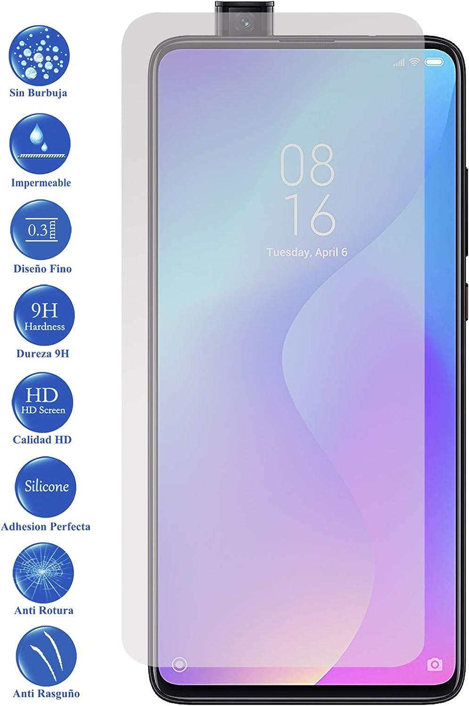 Todotumovil Protector de Pantalla Xiaomi MI A1 4G 5.5 de Cristal Templado Vidrio 9H para movil: Amazon.es: Electrónica