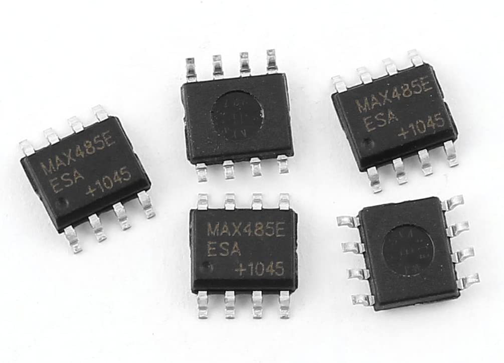 Aexit MAX485E 8-pin Fixed Resistors SMD SMT Type Integrated Circuit IC LCD Power Chips Resistor Chip Arrays 5 Pcs