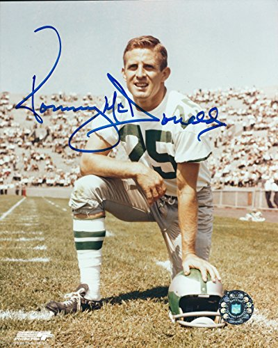 autographed-tommy-mcdonald-8x10-philadelphia-eagles-photo