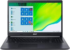 """Acer Aspire 5 - 15.6"""" Laptop AMD Ryzen 5-4500U 2.30GHz 8GB Ram 512GB SSD W10H (Renewed)"""