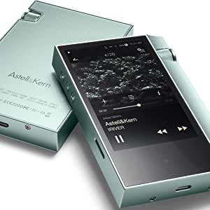 Astell&Kern AK70 Portable High-Resolution Audio Player - 64GB, Mint Green