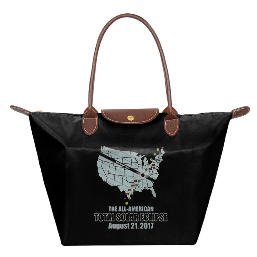 Longchamp Collocational The All American Total Solar Eclipse Tote Bag Hobo Bag