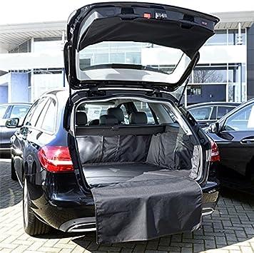 UK Custom Covers BL060 Tailored Boot Liner Mat Black