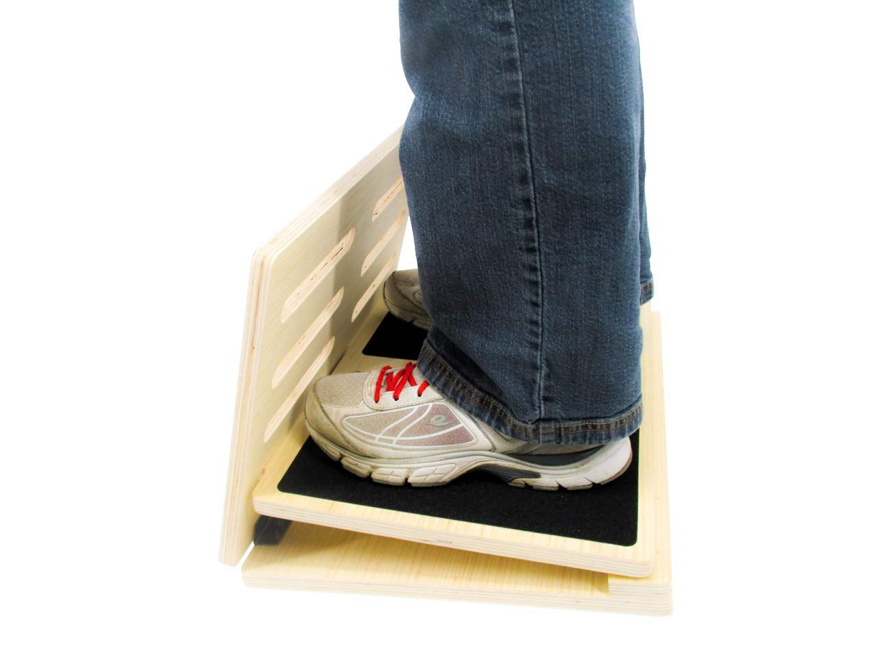 Trademark Innovations Calf Board Wedge Stretcher