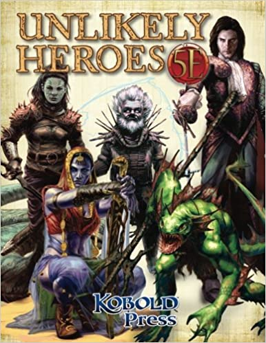 Unlikely heroes for 5th edition dan dillon 9781936781669 amazon unlikely heroes for 5th edition dan dillon 9781936781669 amazon books fandeluxe Gallery
