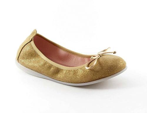 GIOSEPPO Markova Zapatos Zapatillas de Ballet Chica de Oro 39616 39: Amazon.es: Zapatos y complementos