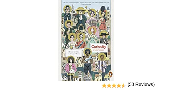 Curiocity.The Alternative a To Z Of London Idioma Inglés : An ...