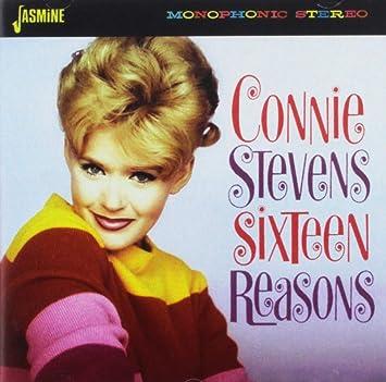 Amazon | Sixteen Reasons | Stevens, Connie | イージーリスニング | 音楽