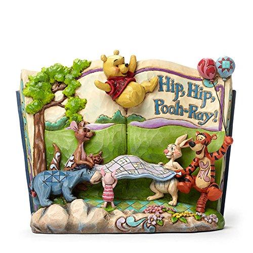 Jim Shore Disney Traditions Winnie the Pooh Storybook (Winnie The Pooh Storybook)