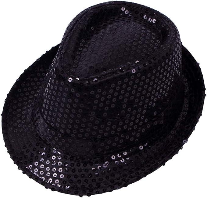 Joyfeel Buy Lentejuelas Sombreros Sombreros Glitter Lentejuelas ...