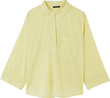 Parfois - Camisa Oversize con Bolsillo - Mujeres - Tallas S ...