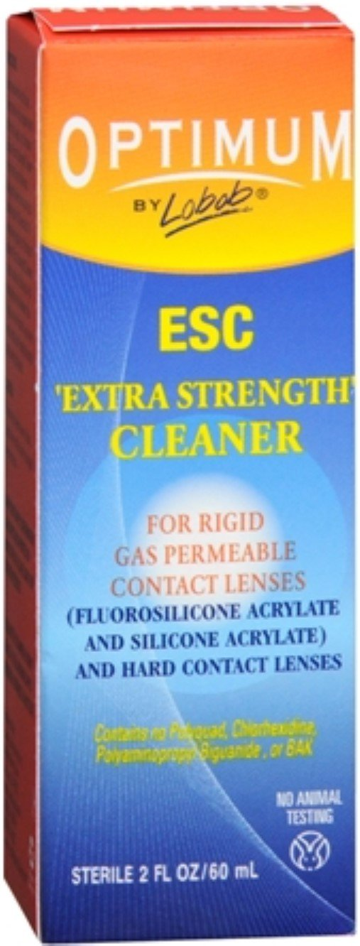 Optimum ESC Cleaner Extra Strength 2 oz (Pack of 4) LOBOB