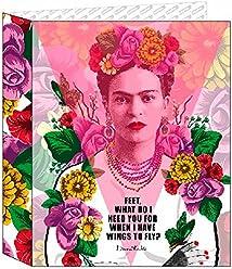 Frida Kahlo – Folder Folio 4 Rings Spine Width (SAFTA 561646657)